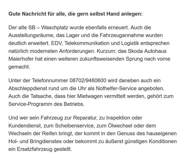 Wohnmobilhaendler aus 84137 Vilsbiburg
